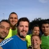 Mirko, Canto, Longa, Betty, Elena e Fabio al Trofeo del Mago di Merlino